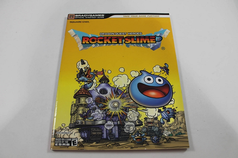 Dragon Quest Heroes: Rocket Slime Official Strategy Guide ...