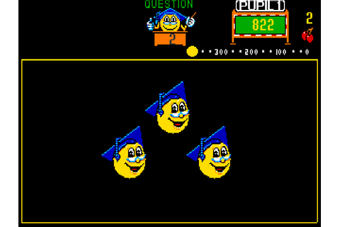 Play Professor Pac-Man Online MAME Game Rom - Arcade ...