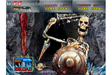 Crypt Killer - Arcade - Games Database