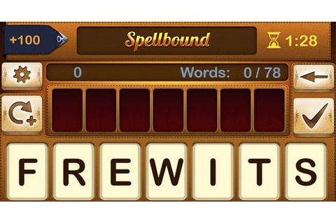 Spellbound Game - Play Spellbound Game Online at Round Games