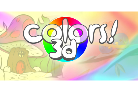 Colors! 3D | Nintendo 3DS download software | Games | Nintendo