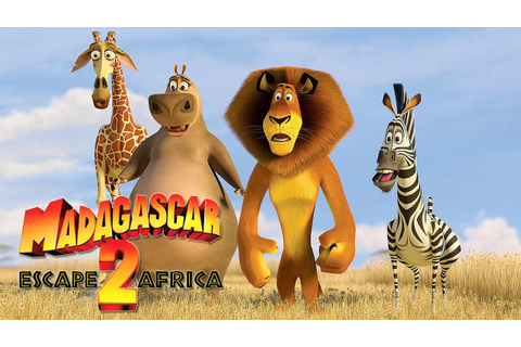 Madagascar: Escape 2 Africa - Part 1 [Requested Wii ...