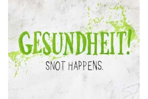 Gesundheit! - Game Trailer - YouTube