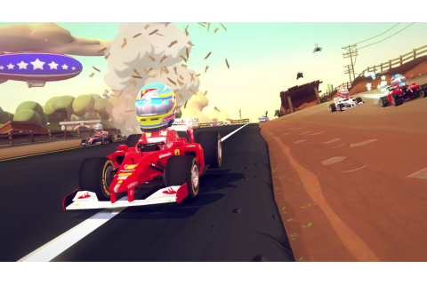 Save 51% on F1 Race Stars - Games Accessory Pack on Steam
