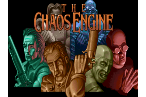 Chaos Engine : The Company - Classic Amiga Games