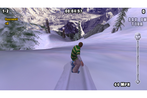 SSX - On Tour (USA) ISO