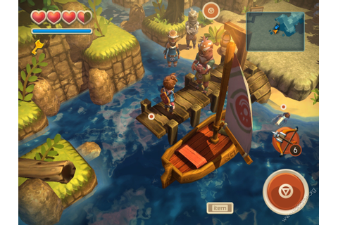 Oceanhorn: Monster of Uncharted Seas - Tai game | Download ...
