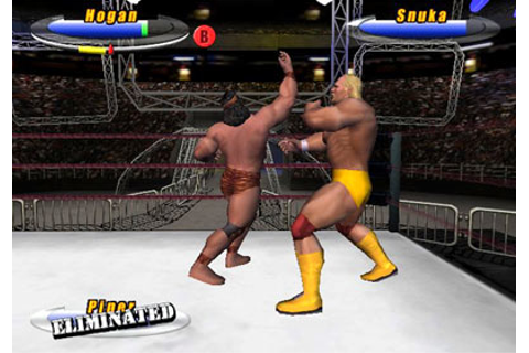 """The Next Level"" Game Review - Legends of Wrestling II"