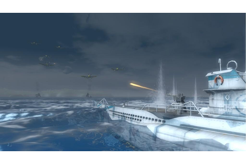 Dive into screens from Naval Assault: The Killing Tide ...