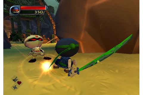 I-Ninja Screenshots, Pictures, Wallpapers - PlayStation 2 ...