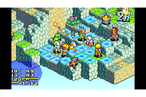 Let's Play final Fantasy tactics advance ep 5 - YouTube