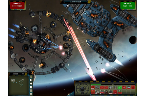 Download Gratuitous Space Battles Full PC Game