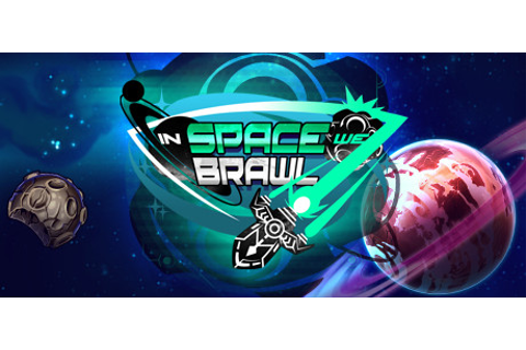 In Space We Brawl on Steam