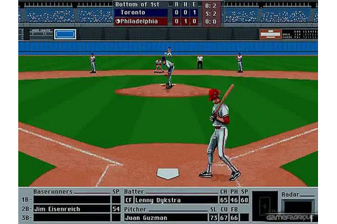 Front Page Sports Baseball Pro '96 Download Game ...
