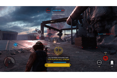 Star Wars: Battlefront - Outer Rim [Playstation 4-Digital ...