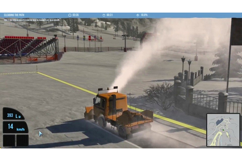 Snowcat Simulator - PC - gamepressure.com