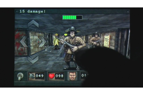 Wolfenstein RPG iPhone Gameplay Video Review - AppSpy.com ...