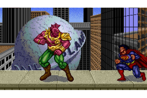 Justice League Task Force - SNES trucchi
