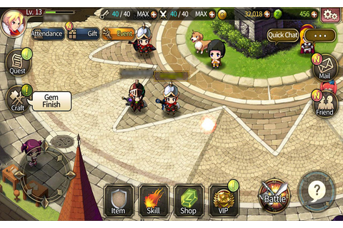 Zenonia S: Rifts in Time soft launches onto Google Play in ...