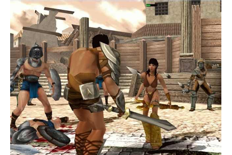 Gladiator Sword of Vengeance Download Free Full Game ...