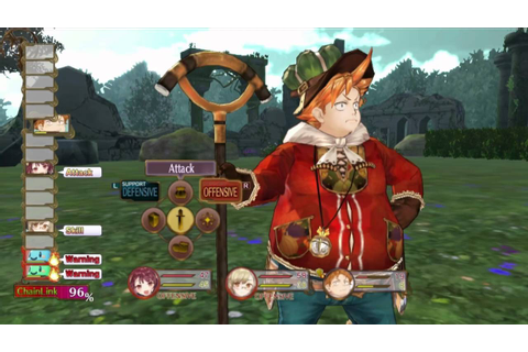 Atelier Sophie: The Alchemist of the Mysterious Book Vita ...