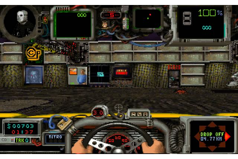 Download Quarantine racing for DOS (1994) - Abandonware DOS