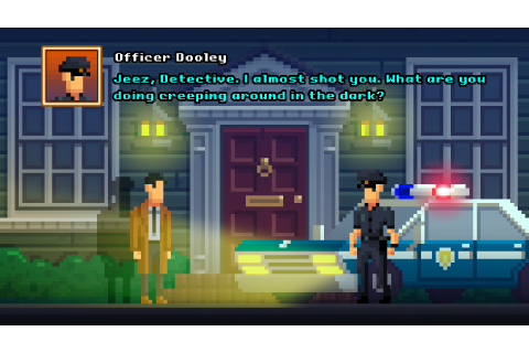 Save 40% on The Darkside Detective on Steam