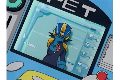 Rockman EXE Legend of Network on Qwant Games