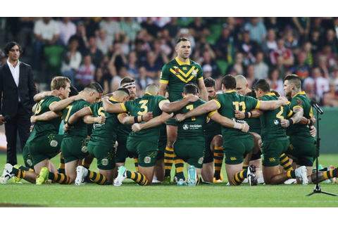 Recap: Australia v France - Rugby League World Cup game ...