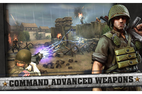FRONTLINE COMMANDO: D-DAY for Android - APK Download