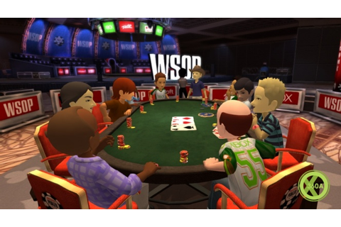 World Series of Poker: Full House Pro is Free-to-Play on ...