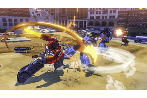 Transformers: Devastation is developed by Platinum Games ...