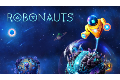 Robonauts - for the love of the arcade! by The Great Idea ...