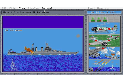 Carriers at War Download (1992 Simulation Game)