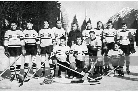 Great Britain ice hockey team, Winter Olympic Games ...