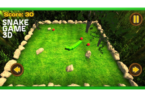 Snake Game 3D for Android - APK Download