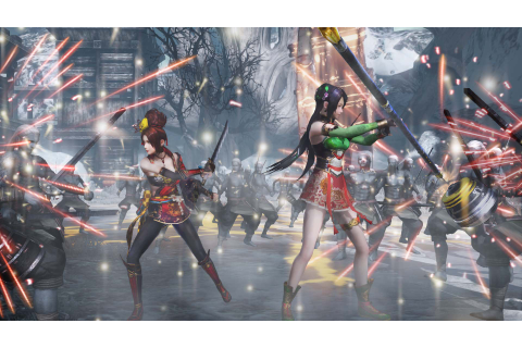 Warriors Orochi 4 Confirmed for Xbox