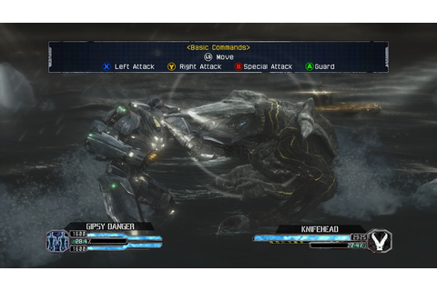 'Pacific Rim' game screenshots-StickSkills.com