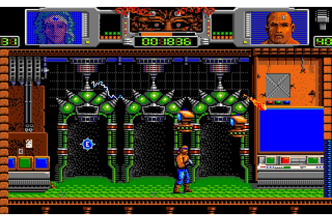 Hammerfist Download (1990 Amiga Game)