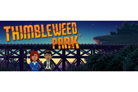 Thimbleweed Park Game Guide | gamepressure.com