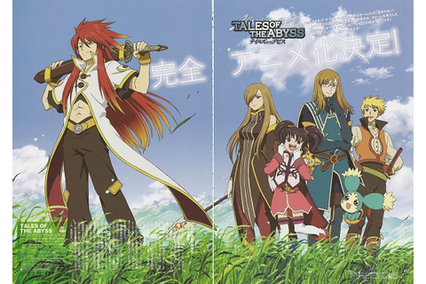 Tales of the Abyss - Zerochan Anime Image Board
