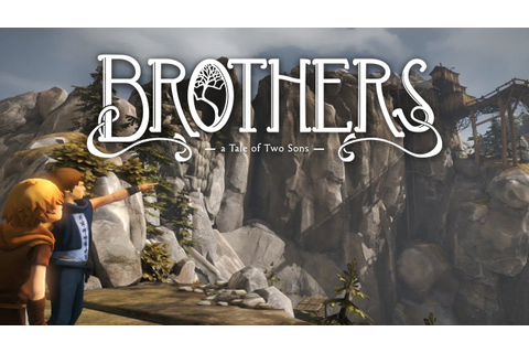 Brothers: A Tale of Two Sons PS4 FULL GAME Complete Let's ...