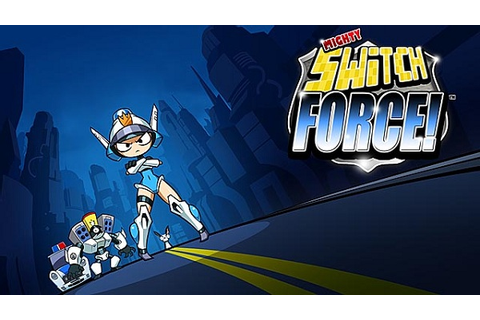 3DS Review - Mighty Switch Force! - Nerd Reactor