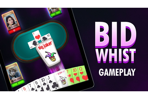 Bid Whist - Free Card Game - YouTube