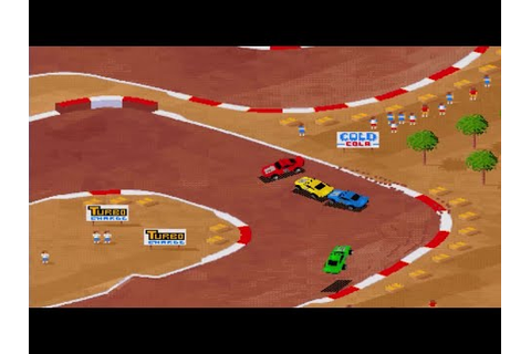 Skidmarks (1993) - Amiga Longplay - YouTube