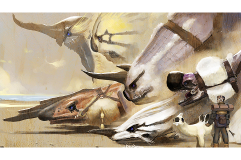 Panzer Dragoon Saga Full HD Wallpaper and Background Image ...