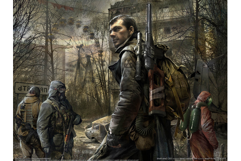 video Games, Artwork, S.T.A.L.K.E.R.: Call Of Pripyat ...