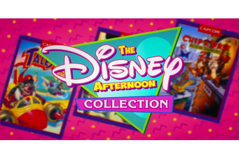 "Capcom to release ""The Disney Afternoon Collection"" April 18"