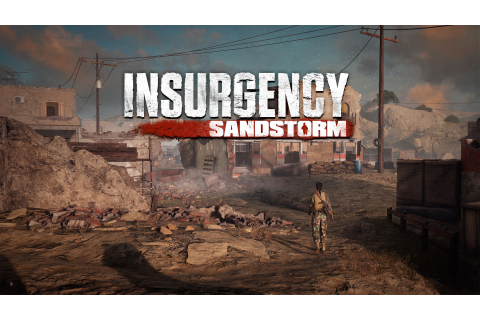 Insurgency Sandstorm Unveiled for the First Time in New ...