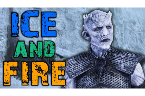 The True Meaning of Ice and Fire... (Game of Thrones ...